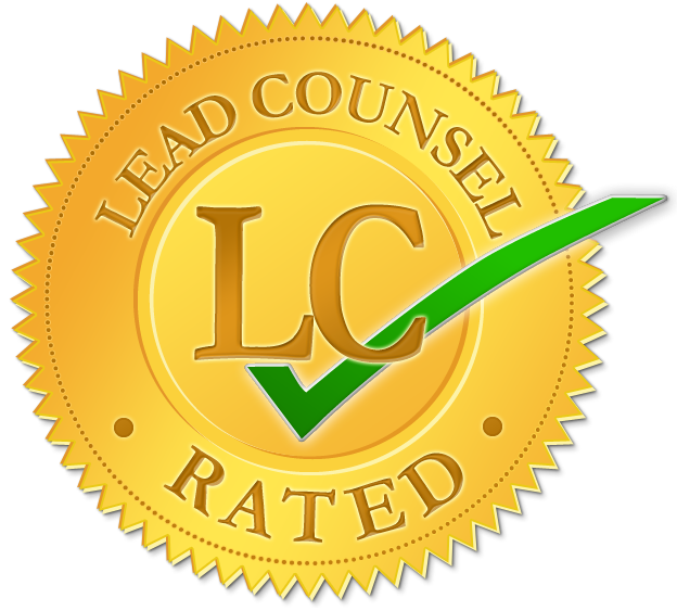 Laboy Law is a Lead Counsel Rated Law Firm